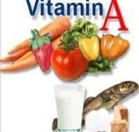 Антиоксиданты. Витамин A. Полезные свойства