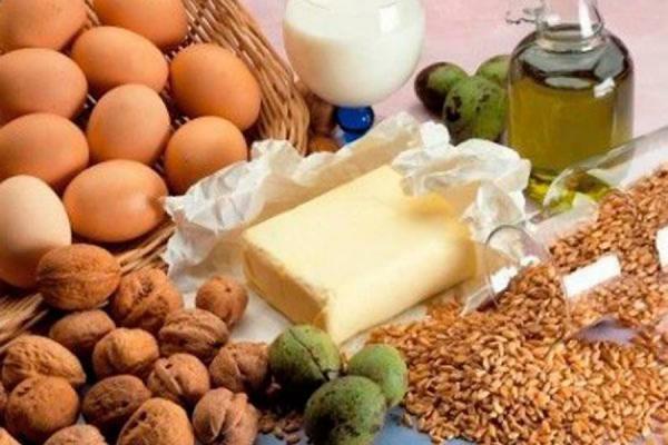 Антиоксиданты. Витамин E, продукты его содержащие