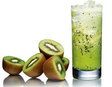 освежающий напиток с киви