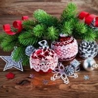 Как украсить дом к Новому году. Приятные хлопоты и сюрпризы.