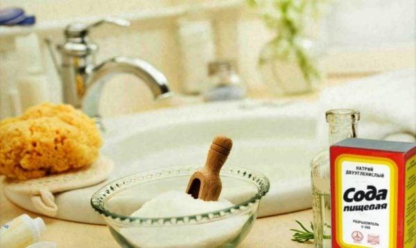 Очищение крови, ванна с содой и солью