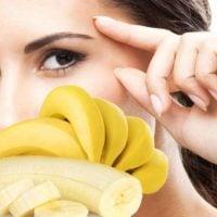 бананово имбирная маска