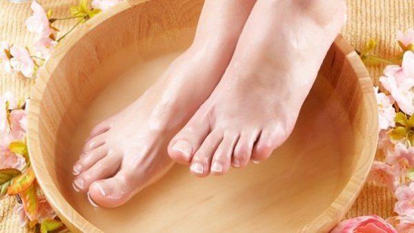 ванночки для пяток