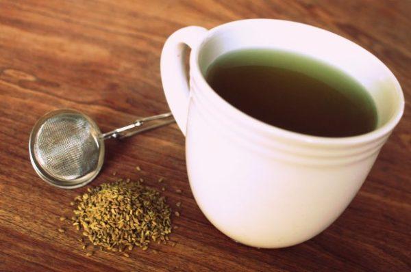Целебные свойства аниса обыкновенного. Анисовый чай